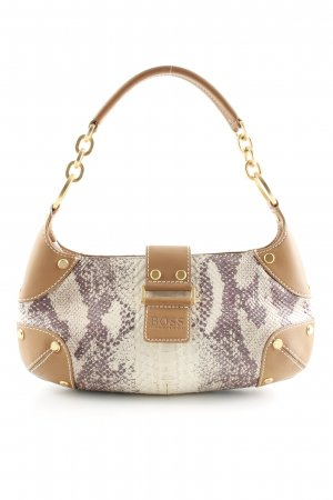 Hugo Boss Carry Bag animal pattern casual look