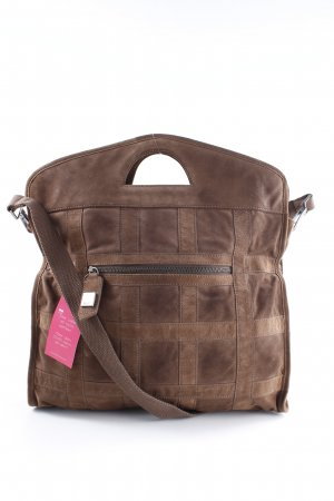 Hugo Boss Henkeltasche braun Casual-Look