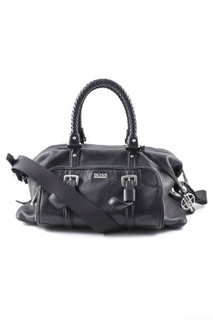 Hugo Boss Carry Bag black casual look