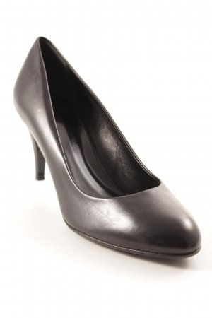 Hugo Boss High Heels schwarz Business-Look