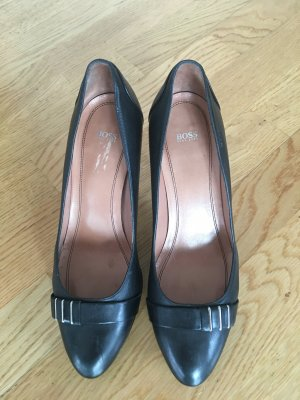Hugo Boss High Heels schwarz Gr 37,5