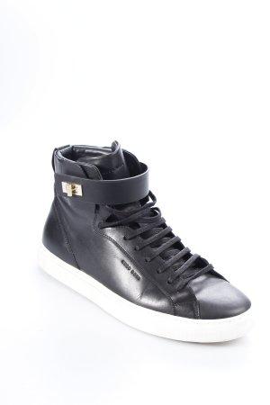 Hugo Boss High Top Sneaker mehrfarbig sportlicher Stil