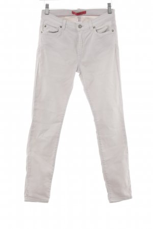 Hugo Boss Hoge taille jeans licht beige casual uitstraling