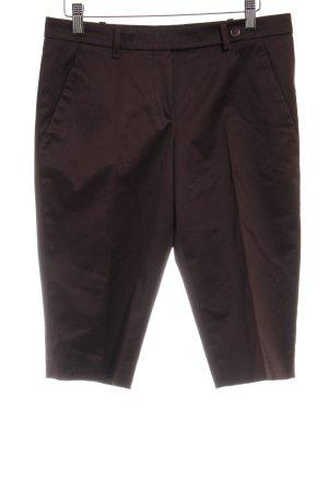 Hugo Boss Short taille haute brun-brun foncé style décontracté