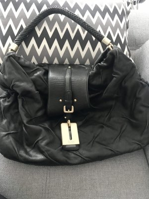 Hugo Boss Hobos black leather