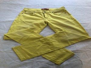 Hugo Boss Drainpipe Trousers primrose
