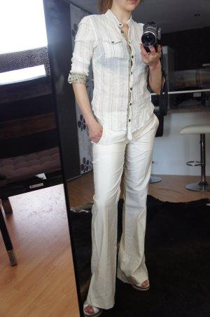HUGO BOSS Hose NEU + D&G Bluse wNEU!!! Größe 34 (it40) seide