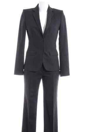 Hugo Boss Trouser Suit light grey flecked business style