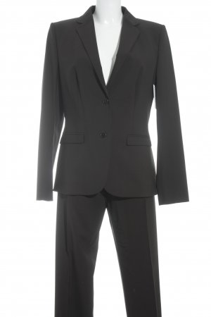 Hugo Boss Tailleur pantalone marrone-marrone scuro stile professionale