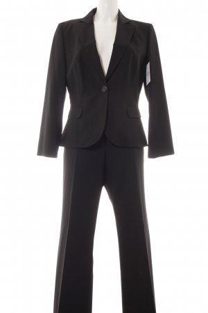 Hugo Boss Hosenanzug schwarz Business-Look