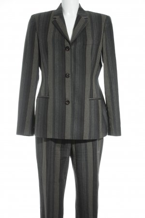 Hugo Boss Hosenanzug Streifenmuster Business-Look