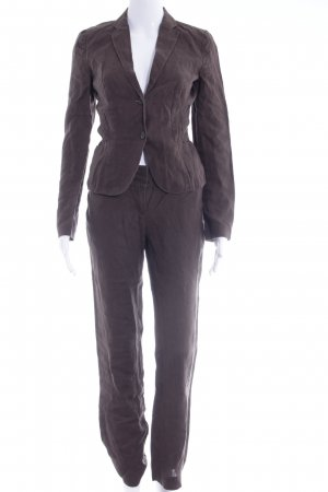 Hugo Boss Traje de pantalón taupe estilo clásico