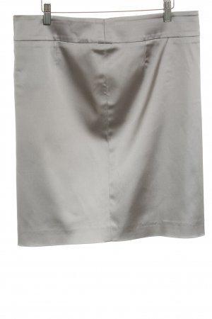 Hugo Boss Culotte Skirt silver-colored business style