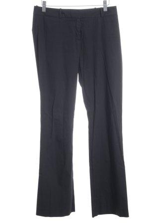 Hugo Boss Low-Rise Trousers black casual look