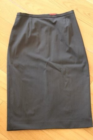HUGO BOSS (HUGO) Bleistiftrock in schwarz