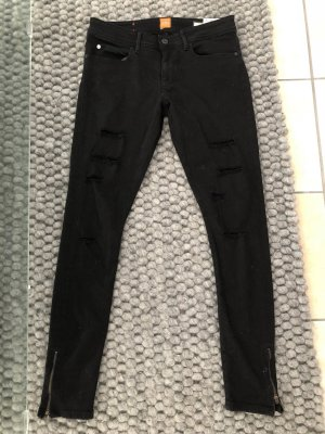 Hugo Boss Jeans stretch noir