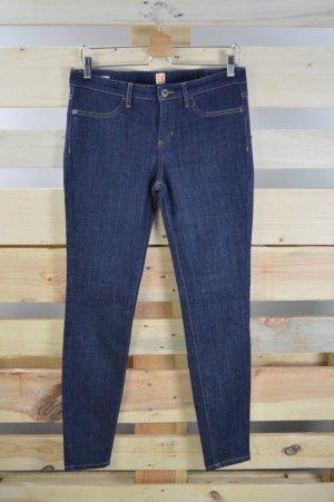 Hugo Boss Jeans Boss Orange blau Größe W28