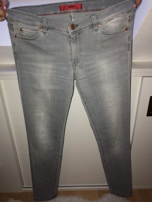 Hugo Boss Jeans grau 28/34