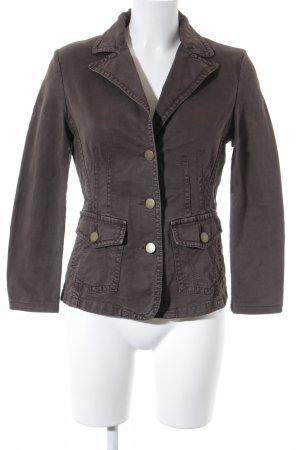 Hugo Boss Jeansjacke braun Casual-Look