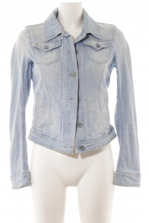 Hugo Boss Jeansjacke himmelblau Casual-Look