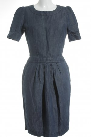 Hugo Boss Jeansjurk blauw simpele stijl