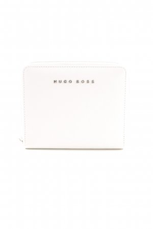 Hugo Boss Tarjetero blanco estilo clásico