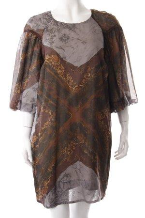 Hugo Boss Kleid Antik braun