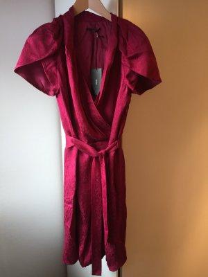 Hugo Boss Kleid Diave Gr. 38 pink mit Etikett