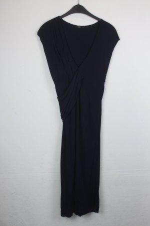 Hugo Boss Kleid Gr. S dunkelblau (18/6/110)
