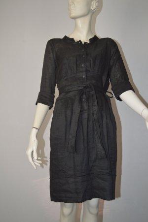 Hugo Boss Kleid Größe 36 Leinen wie neu