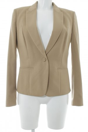 Hugo Boss Kurz-Blazer camel Business-Look
