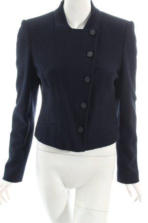 Hugo Boss Kurz-Blazer dunkelblau Eleganz-Look