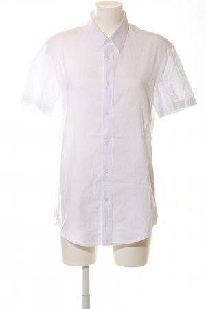 Hugo Boss Short Sleeve Shirt white business style