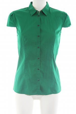 Hugo Boss Short Sleeve Shirt green casual look