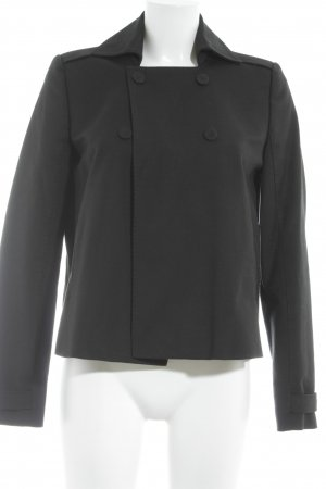 Hugo Boss Kurzjacke schwarz Business-Look