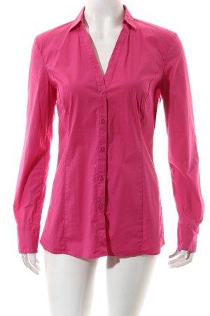 Hugo Boss Long Sleeve Blouse pink simple style