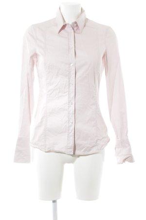 Hugo Boss Langarmhemd rosa Elegant