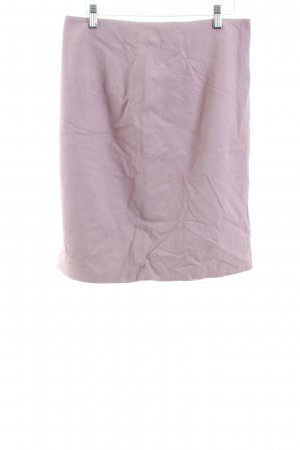 Hugo Boss Leather Skirt pink simple style
