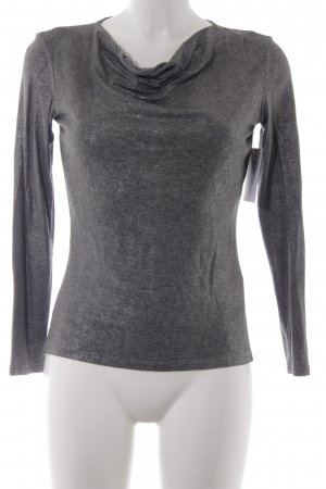 Hugo Boss Longsleeve grau Street-Fashion-Look