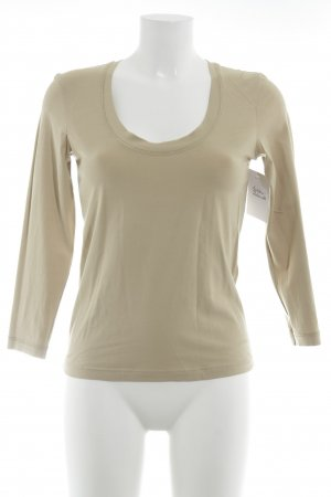 Hugo Boss Longsleeve nude Casual-Look
