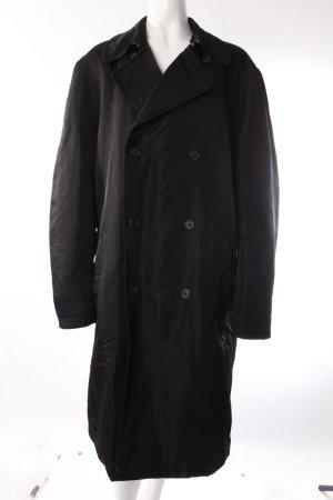 Hugo Boss Mantel glänzend