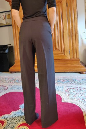 Hugo Boss Marlene Trousers black mixture fibre