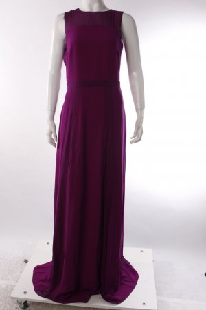 Hugo Boss Maxikleid violett-purpur