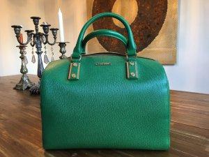 Hugo Boss - Maxine-G Bowling Style Handtasche in strahlendem grün - absoluter Eyecatcher