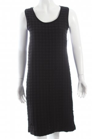 Hugo Boss Midikleid schwarz Business-Look