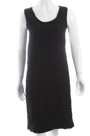 Hugo Boss Midi-jurk zwart zakelijke stijl