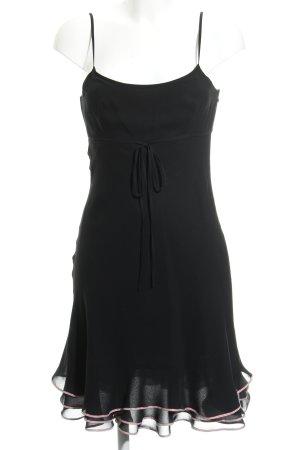 Hugo Boss Mini-jurk veelkleurig gelaagde uitstraling