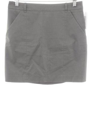 Hugo Boss Mini-jupe gris foncé style d'affaires