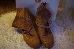 Hugo Boss Orange Boots Leder Gr.39