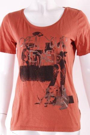 Hugo Boss Orange T-Shirt orange